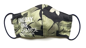 【COTEMER マスク 日本製】ONE DAY ONE CHANCE BOTANICAL MASK 0518-108