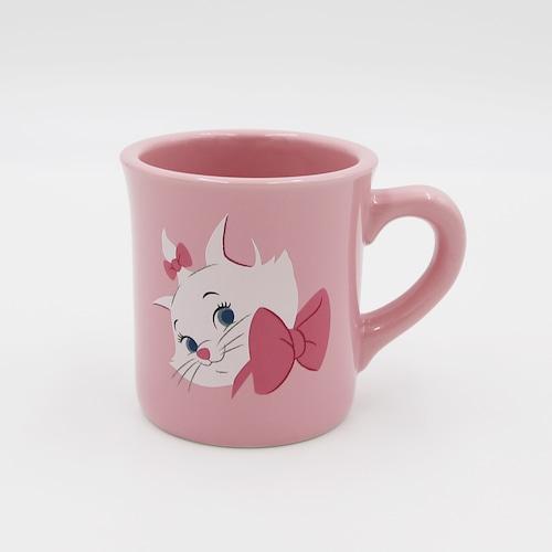 猫マグカップ(ディズニーマリー)