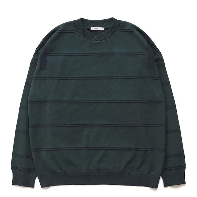 【YASHIKI】Hamon Knit