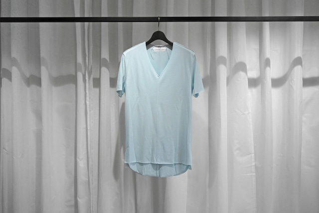 ASKYY / LAYERED CUTSEW 1st / LIGHT BLUE