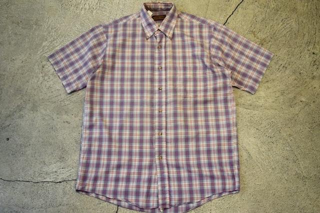 USED 80s Eddie Bauer S/S shirt -Medium S0495