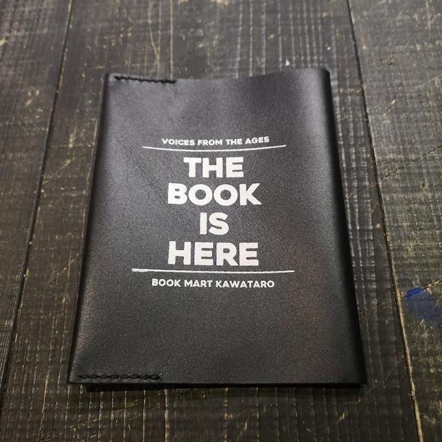 ブックマート川太郎 LEATHER BOOK COVER