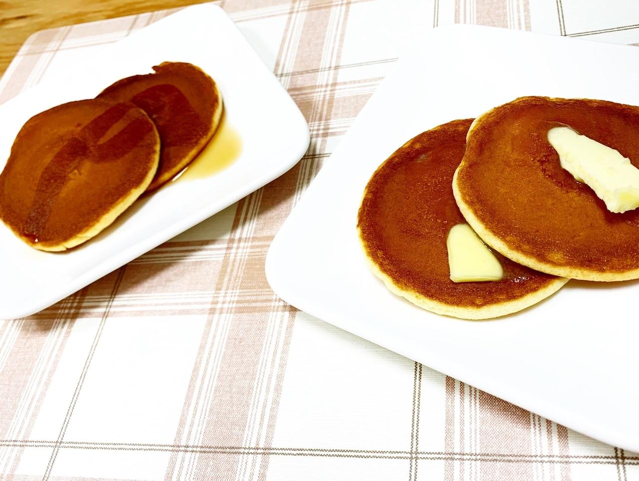 ミニパンケーキ