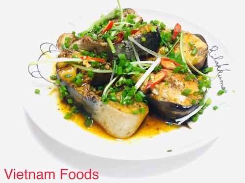 Cá Basa- (Cá Bông Lau)  Frozen Basa Fish(500g=1bags)