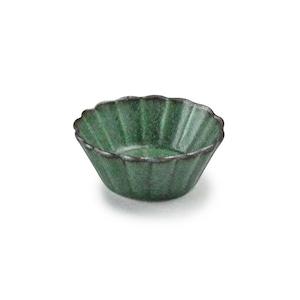 aito製作所 「翠 Sui」しょうゆ皿 花豆鉢 約6cm まつば 美濃焼 288217