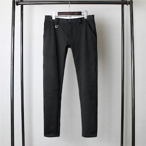 Stretch Tapered Pants BLACK