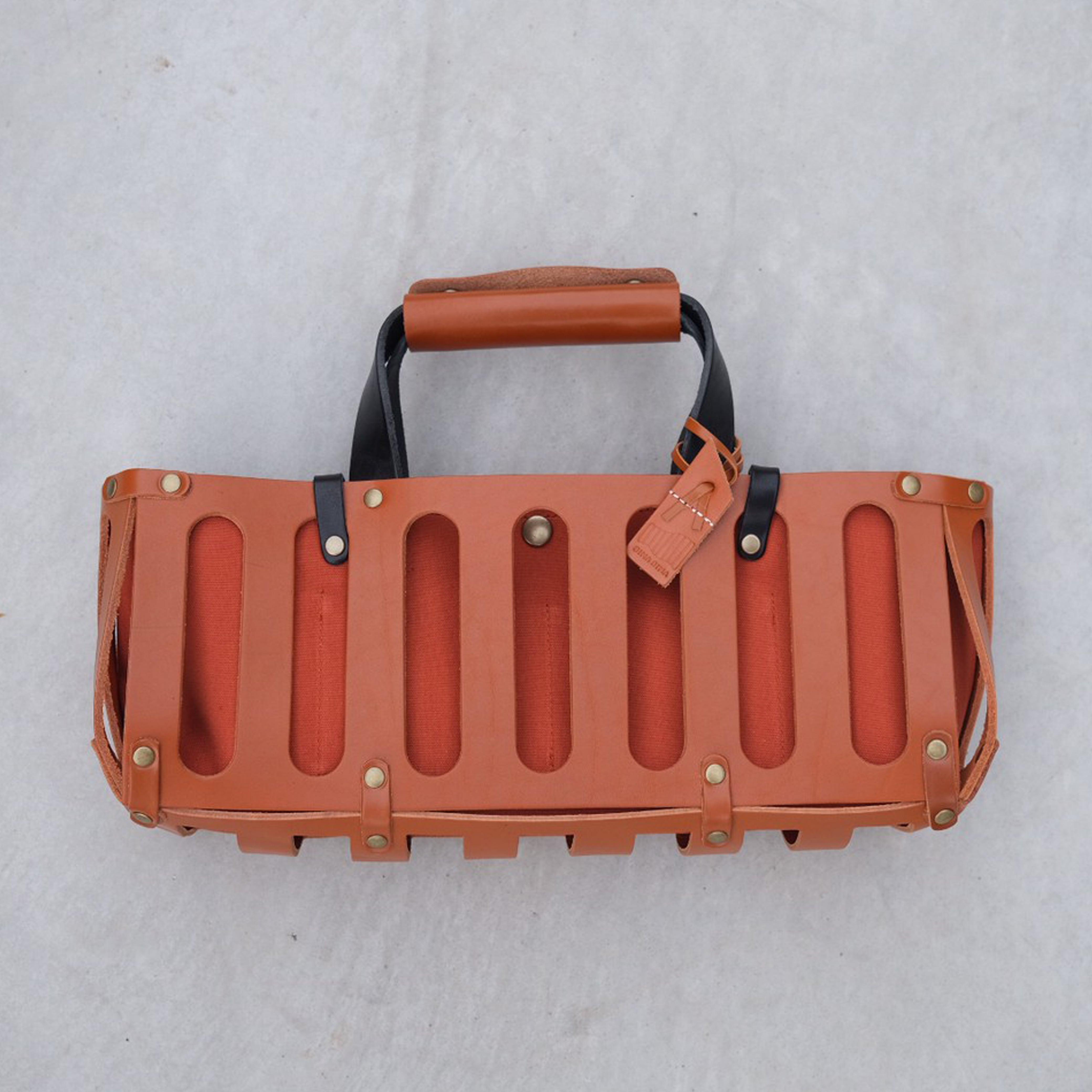 BARCHETTA 〈 Brown × Orange 〉