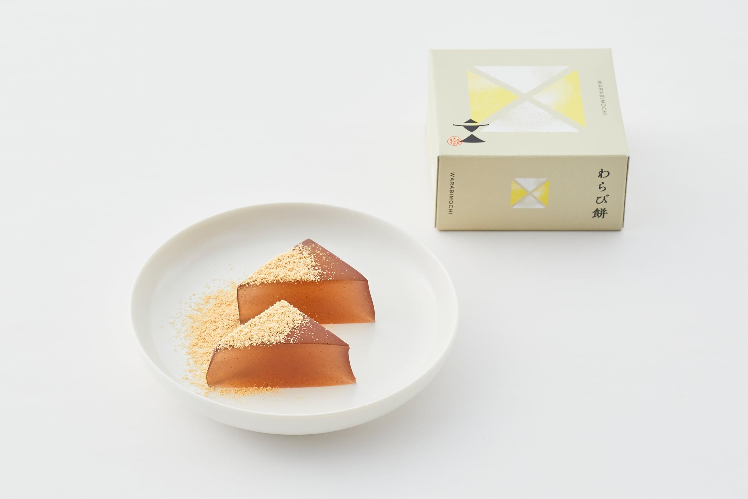 わらび餅(ニッキ)