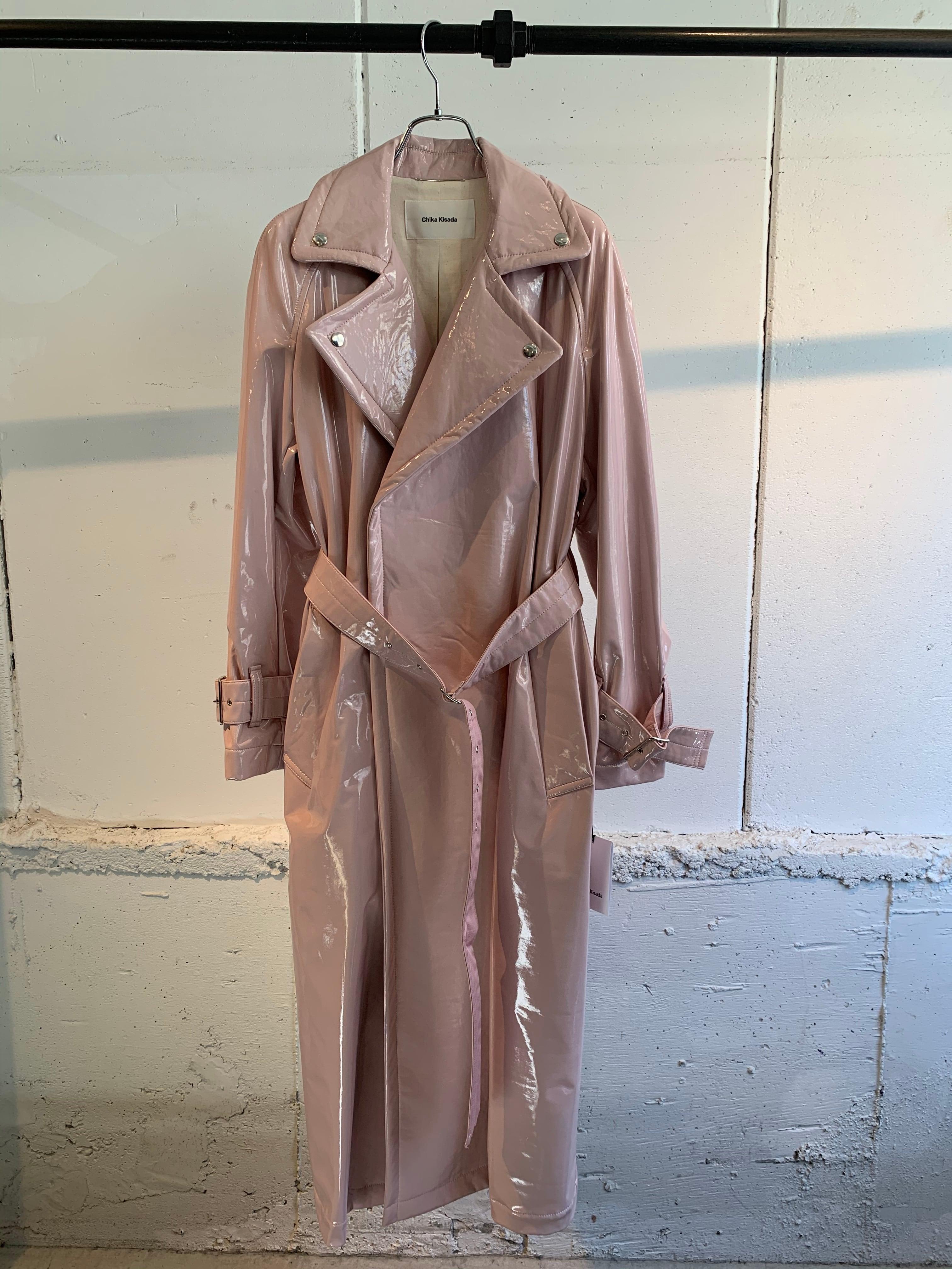 Chika Kisada   enamel coat