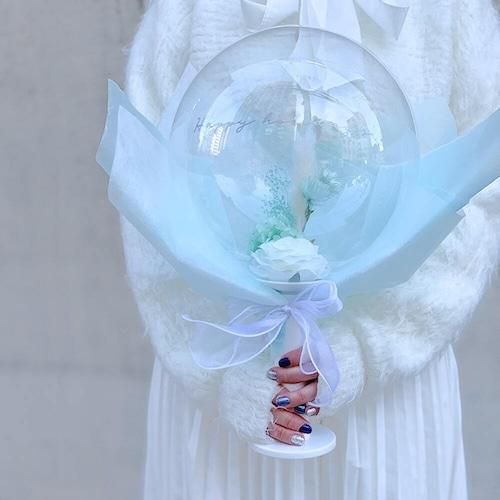 BALLOON FLOWER BOUQUET - tiffany -