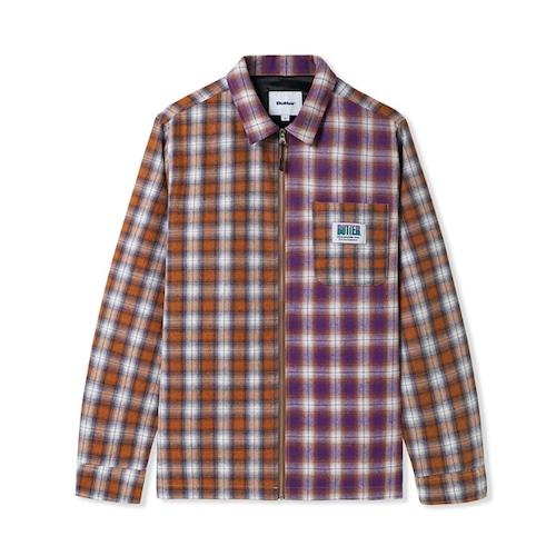 BUTTERGOODS|Patchwork Plaid Overshirt