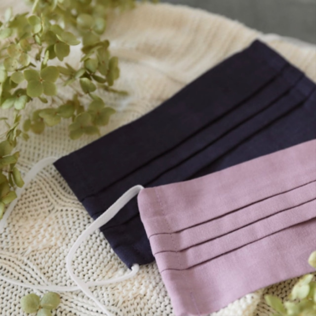 【人気No.3】 irodori SUMMER 2色セット(留紺&浅紫)