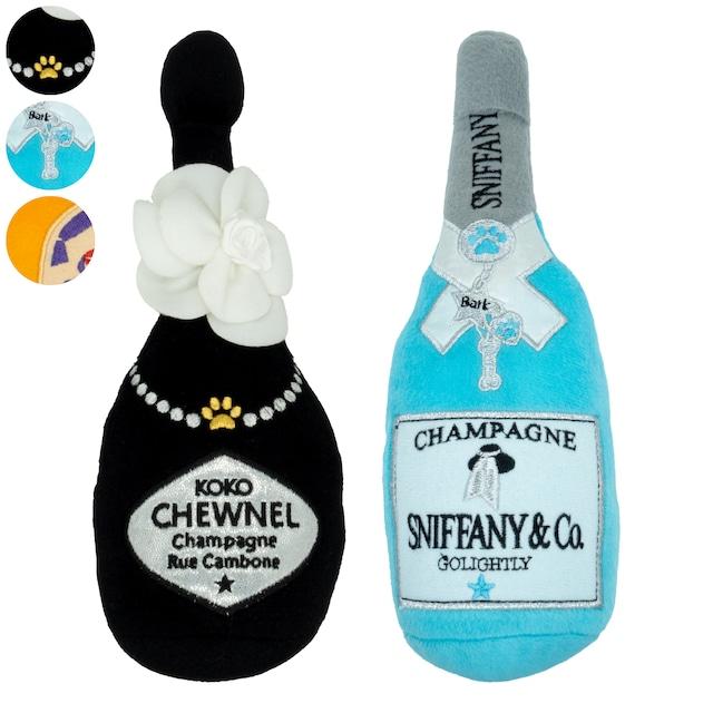 Dog Diggin Designs(ドッグディギンデザインズ)Cocktail, Sniffany Champagne, Koko Chewnel Champagne, Grown Growl Whiskery