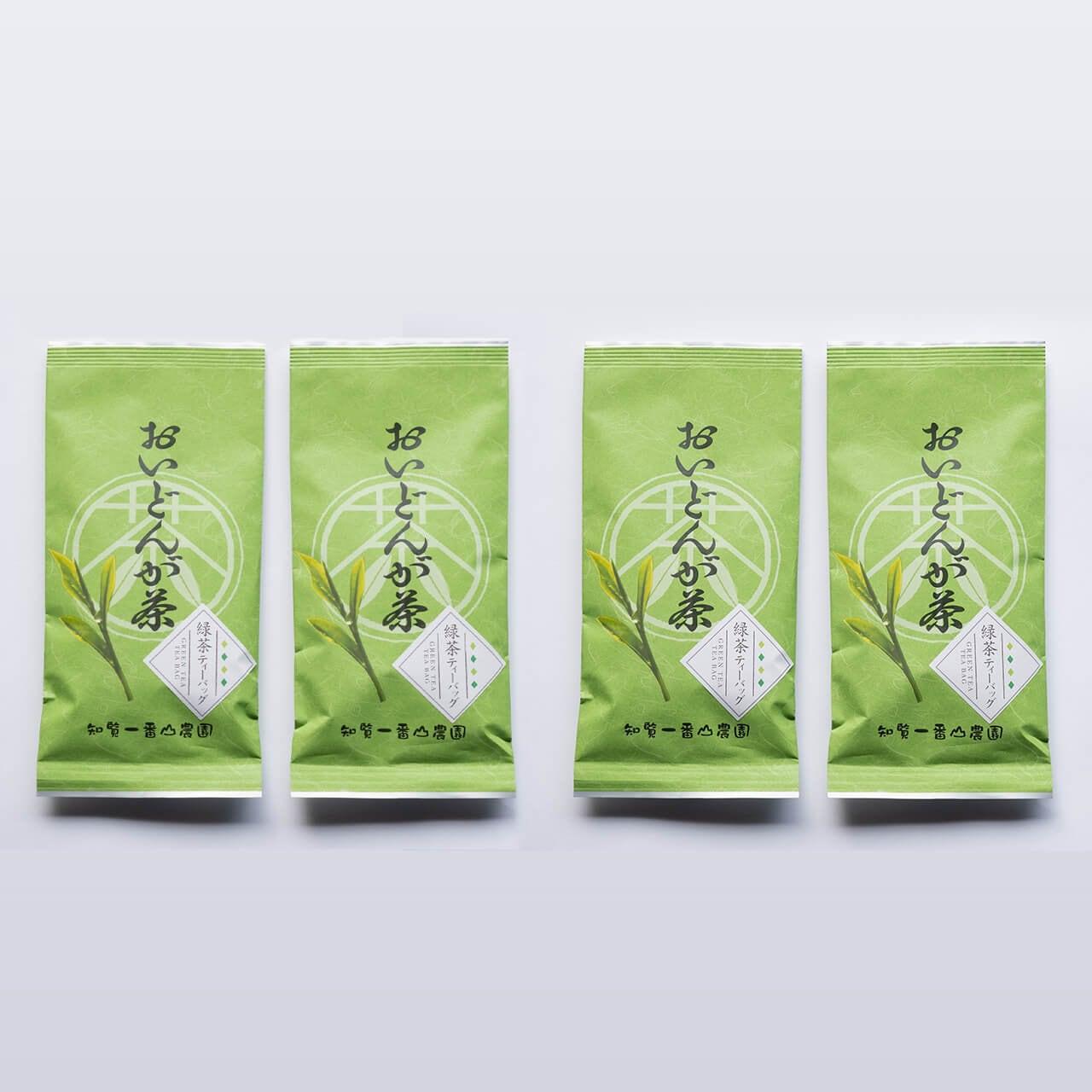おいどんが茶ティーバッグ【50g(5g×10個)×4本】