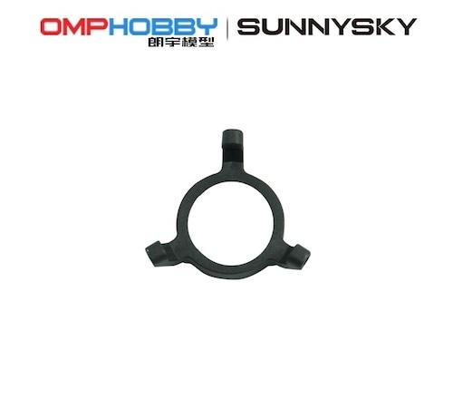 ◆OSHM2131  M2 EXP  スワッシュプレート枠 樹脂(ネオヘリでM2購入者のみ購入可)