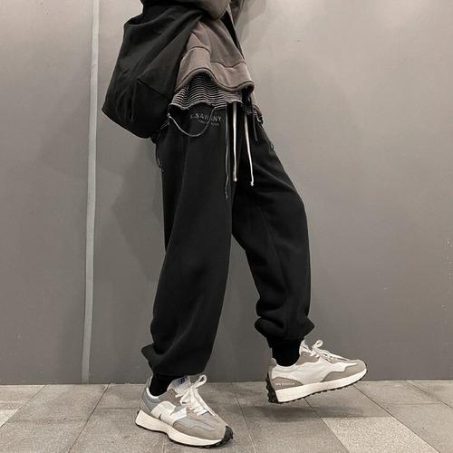 フリースルーズジョガーパンツ #BL7331