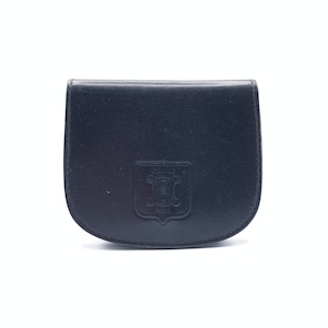 CELINE セリーヌ ブラゾン コインケース ブラック vintage ヴィンテージ オールドセリーヌ Accessories h7mfg3