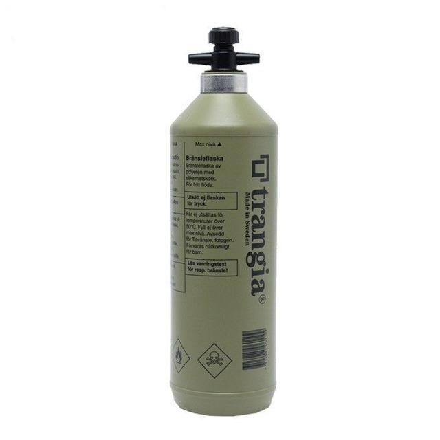 Trangia トランギア 燃料ボトル 1.0L オリーブ