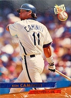 MLBカード 93FLEER Ken Caminiti #038 ASTROS