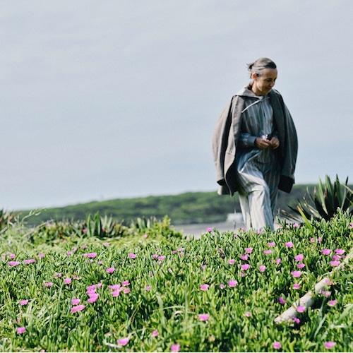 ASEEDONCLOUD/アシードンクラウド lighthouse gown #212201 Hyoryushi heringbone