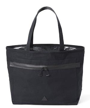 【ANONYM CRAFTSMAN DESIGN】OVERNIGHT TOTE BAG (BLACK) トートバッグ 日本製 アノニム MADE IN JAPAN