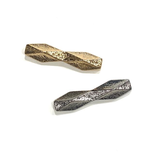 ダイヤカット  金、銀  箸置き