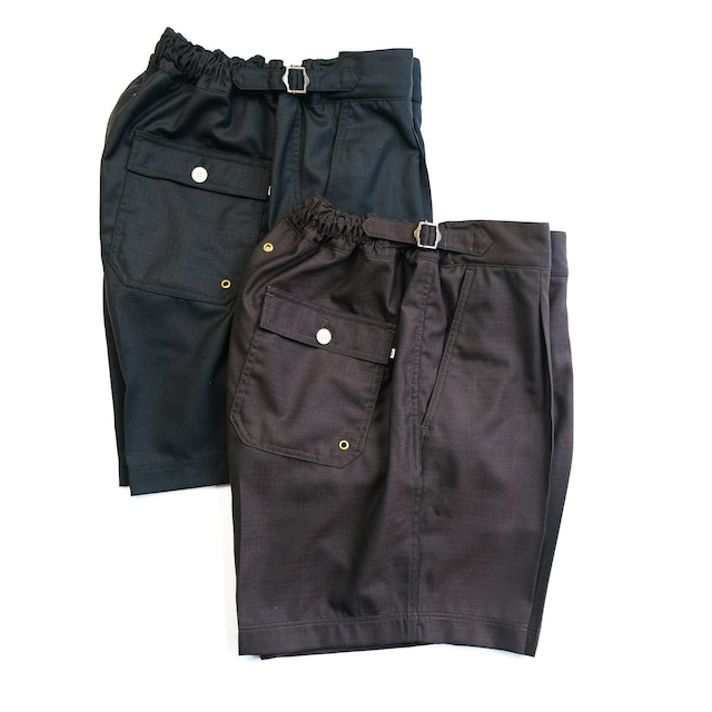 COLONY CLOTHING / RIP-STOP POOL SIDE SHORTS / CC21-PT11-3