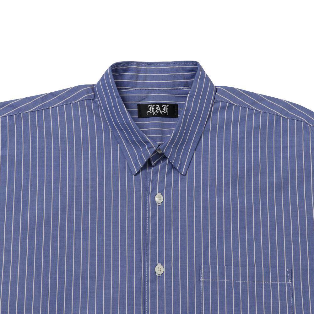Stripe shirts / Blue - 画像3