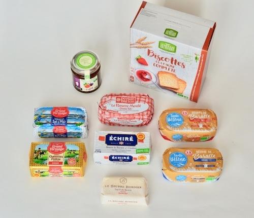 【パリからの宅急便】バターコフレ CB003 送料諸費用全込み