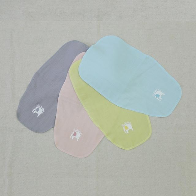 ふんわりやわらか 和晒しダブルガーゼの汗取りパッド(日本製)
