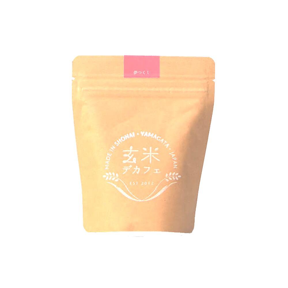 【数量限定】玄米デカフェ 人気の100g 粉タイプ 3種類セット