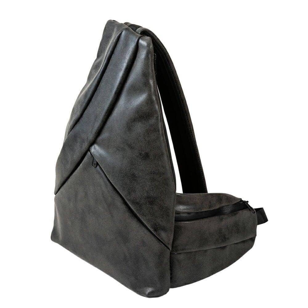 ラージサイドポケットワンショルダーバッグ ACBG0036 Large side pocket one shoulder bag