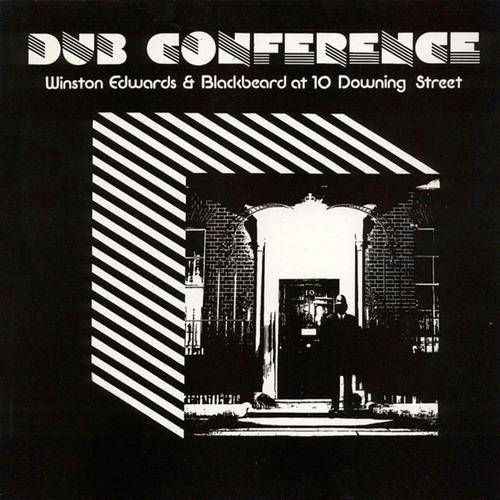【USED/LP】Winston Edwards & Blackbeard - Dub Conference (Winston Edwards & Blackbeard At 10 Downing Street)
