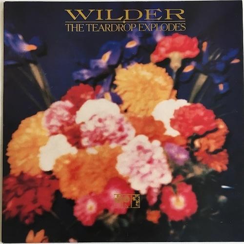 【LP・英盤】The Teardrop Explodes / Wilder