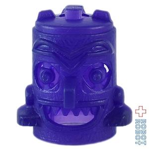 ケロッグ トーテムポール R&L メキシコ版 足の神 ビッグフット 青紫