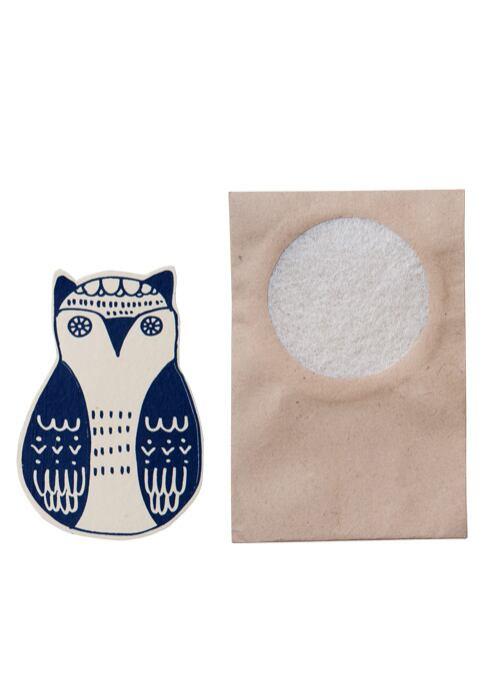 【ピープルツリー】手漉き紙のグリーティングカード・窓付き封筒入り
