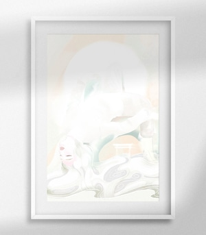 """Muryoku"" SIZE : A3(297mm x 420mm)"