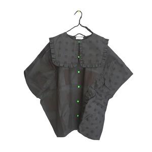 ORIG. CHECK MIX PENTAGON DRESS SHIRT / S - L