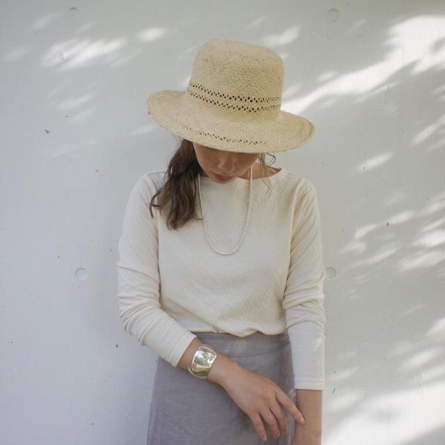 Madagascar Raffia Hat 1