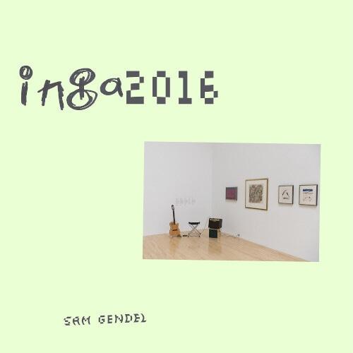 【CD】SAM GENDEL - inga 2016 -国内盤CD-