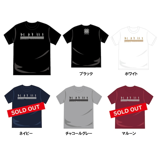 【あ、安部礼司】オリジナルTシャツ