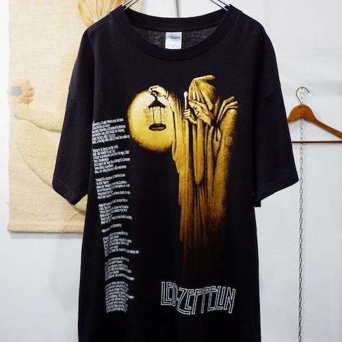 """アメリカ古着 """"Led Zeppelin"""" バンド Tシャツ"""