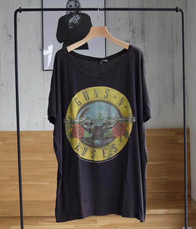 USED 10's BAND T-shirt -GUNS・N・ ROSES-