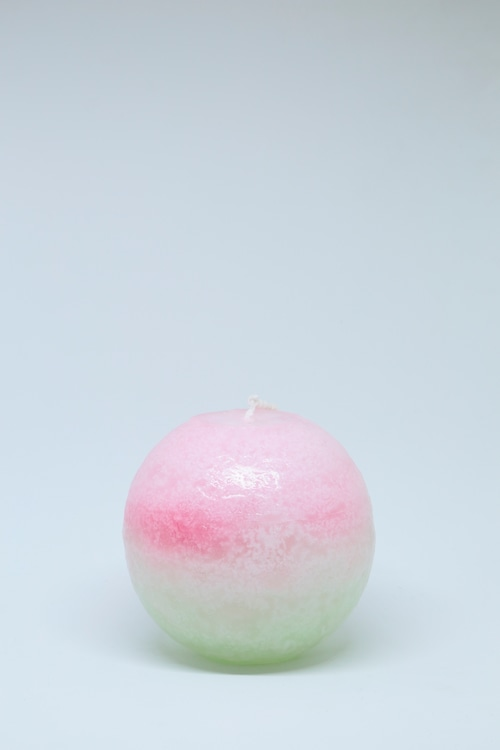 No.524 candle Sphere100 2800 キャンドル