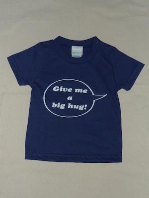 ■ BIG HUG ■ギュッと抱きしめて!Tシャツ
