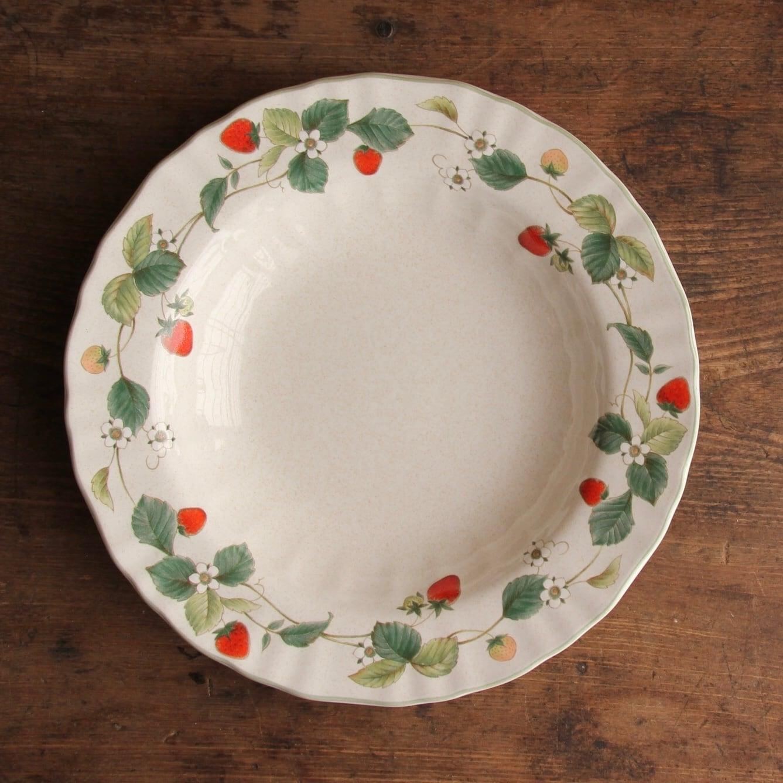 ミカサ スウィートプロミス パスタ皿 在庫5枚 レトロ食器