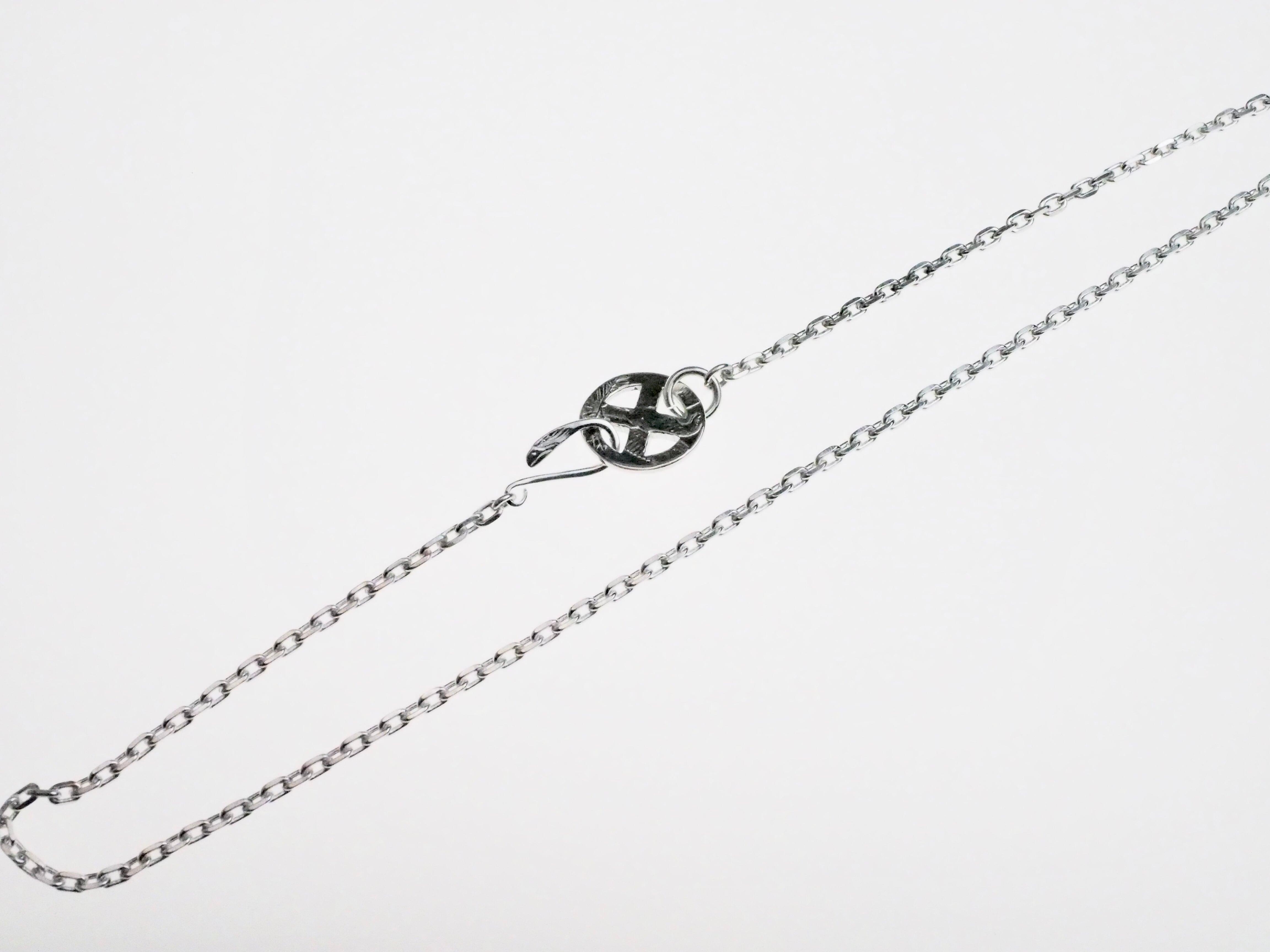 C-009 chain L 50cm ( Square) +Eagle Hook +Morgan Wheel