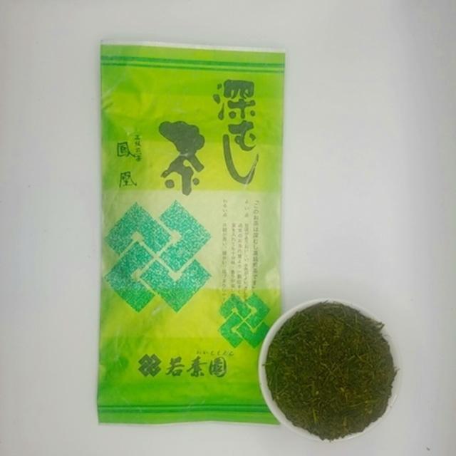 深蒸し煎茶 鳳凰 100g