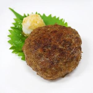 まずはお試し!平川のソウルフード サガリ(豚)、倉石牛入りハンバーグセット