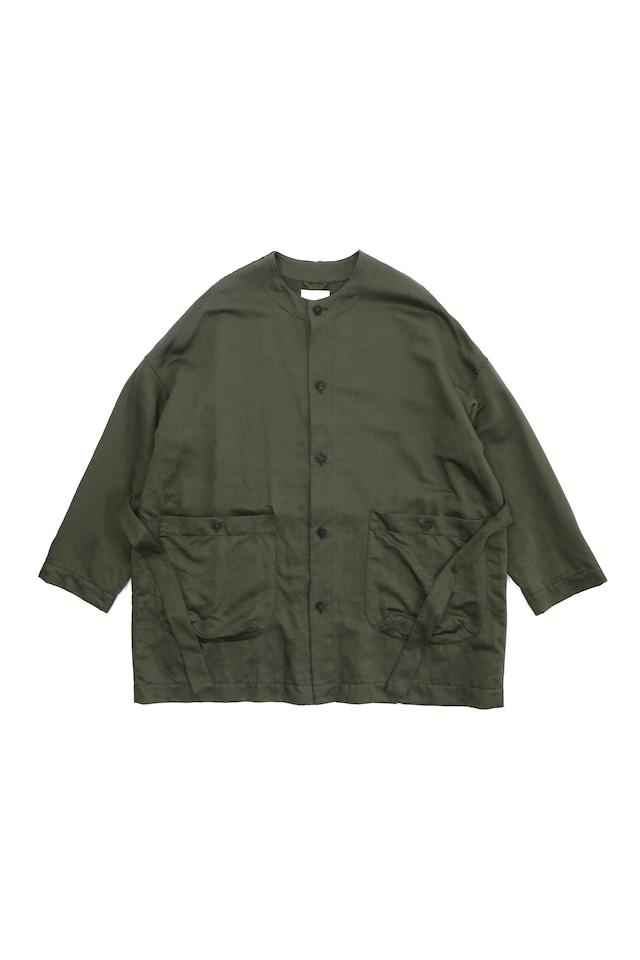 YOKO SAKAMOTO / ATELIER COAT(OLIVE)